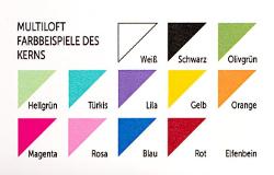 Multiloft Visitenkarten Farbkern Multiloftvisitenkarten Farbkernvisitenkarten Mehrschichtvisitenkarten